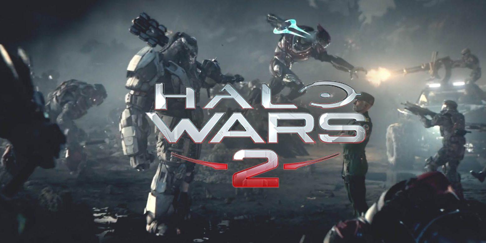 Halo Wars 2 - Cinematic - Nuare Studio